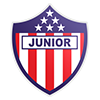 Escudo del club de fútbol Junior