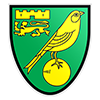 Escudo del club de fútbol Norwich City