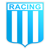 Escudo del club de fútbol Racing Club