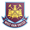 Escudo del club de fútbol West Ham